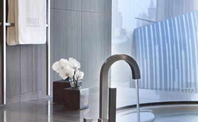 Armani-Dubai-Suite---Bathtub