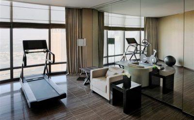 Armani-Dubai-Suite---Gym