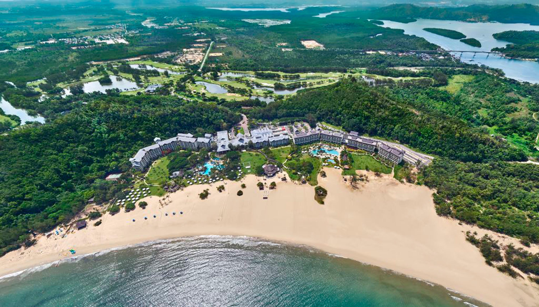 马来西亚沙巴香格里拉莎利雅酒店<br/>Shangri-La's Rasa Ria Resort & Spa