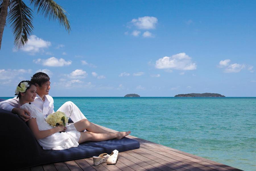 马来西亚沙巴香格里拉丹绒亚路酒店<br/>Shangri-La's Tanjung Aru Resort & Spa