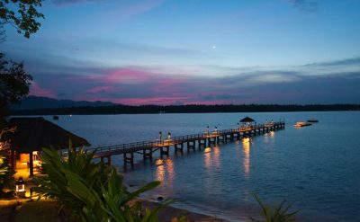 lombok-private-jetty-at-sunset