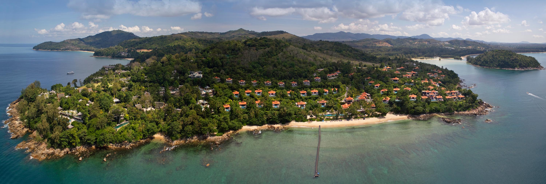 泰国普吉岛特瑞萨度假酒店 <br/>Trisara