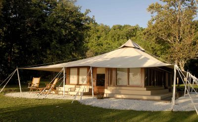 Amanwana Tent Exterior 1