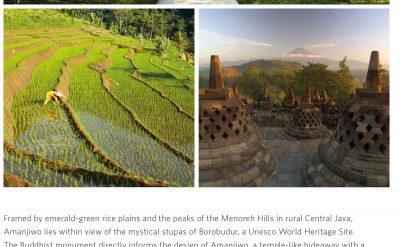 Indonesia - Amanjiwo, Java - Fact Sheet _Original_12398-2