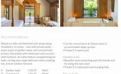 indonesia - Amankila, Bali - Fact sheet _Original_12401-3