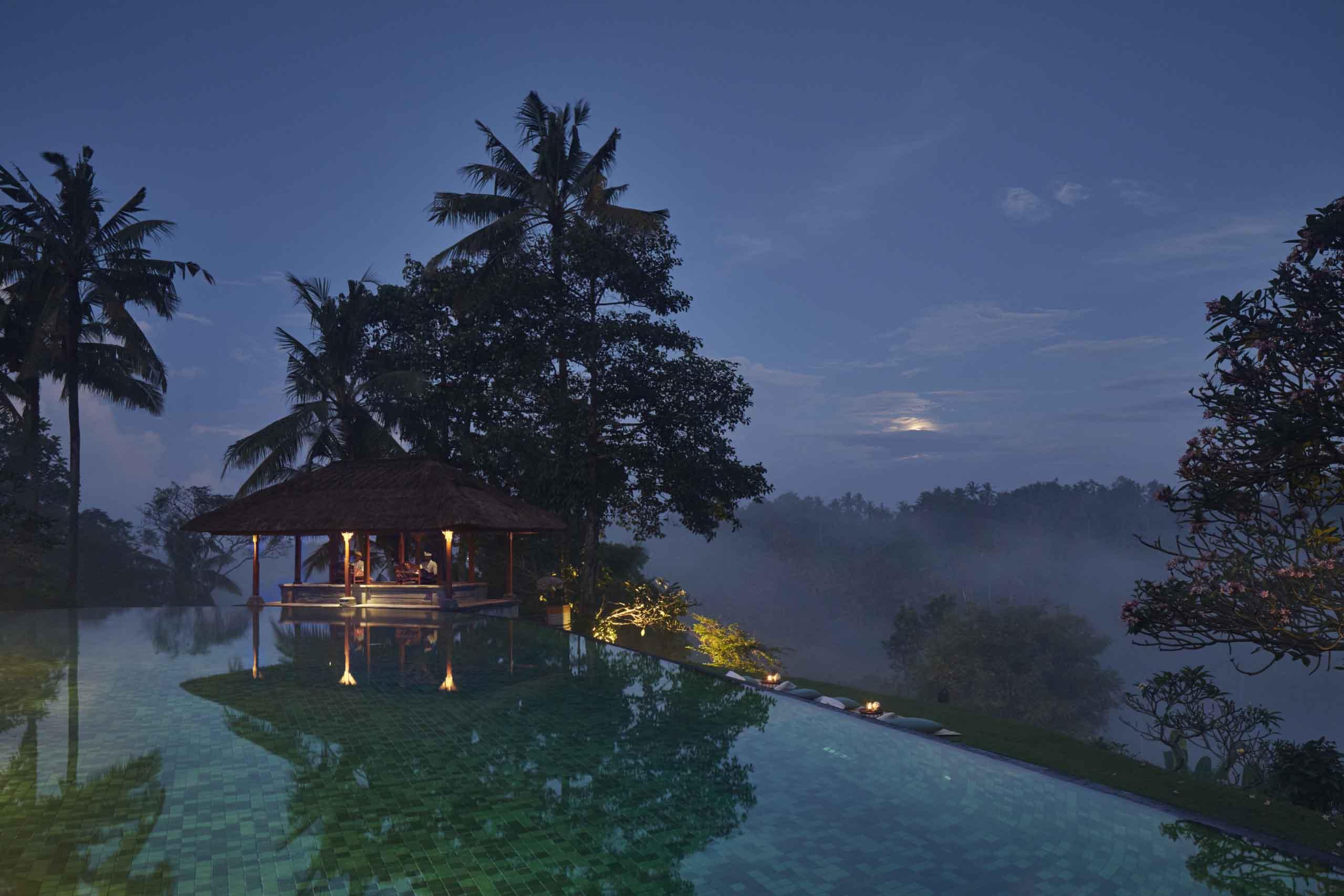 巴厘岛安缦达瑞<br/>Amandari