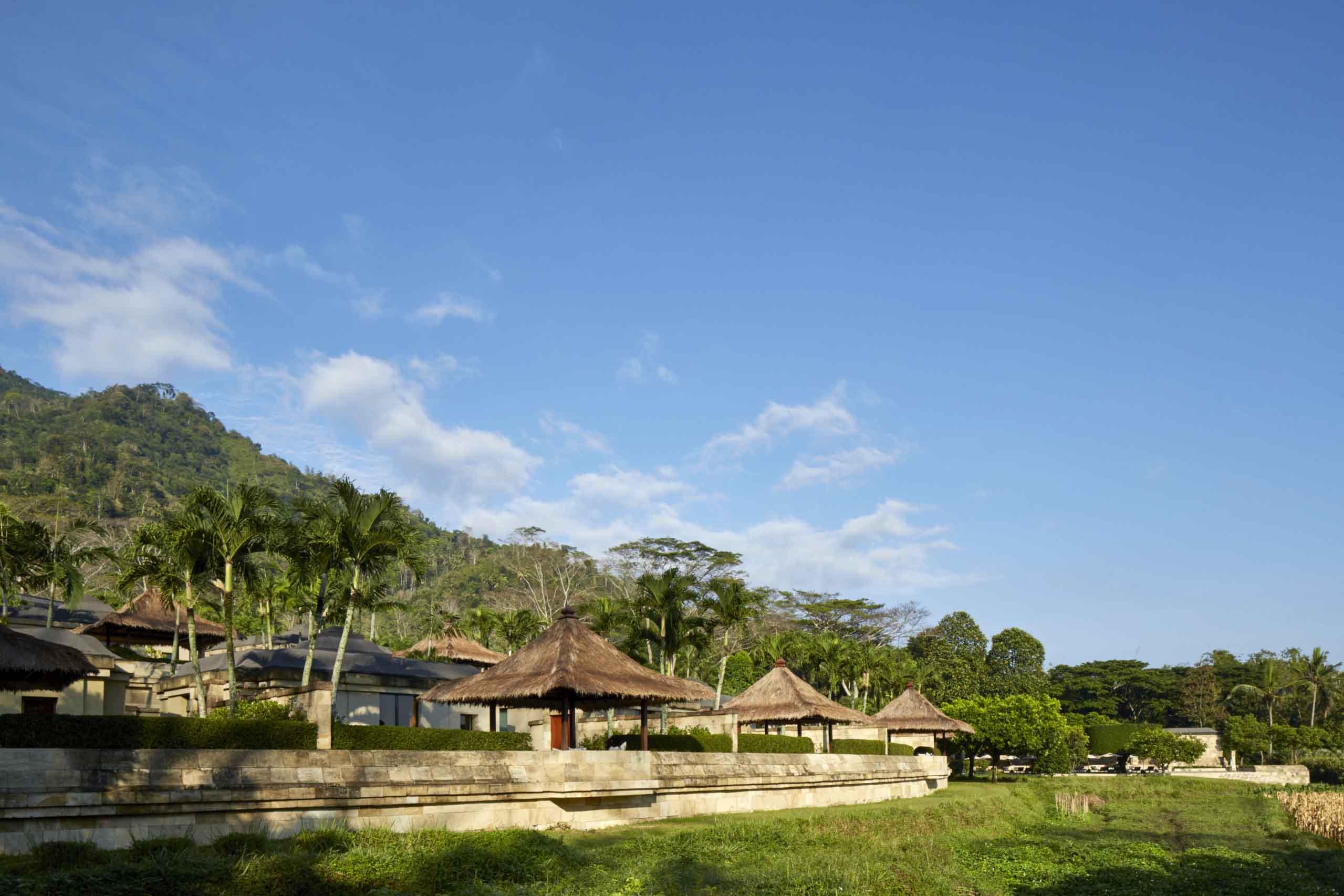巴厘岛 安缦酒店<br/>AMANJIWO RESORT-CENTRAL JAVA INDONESIA