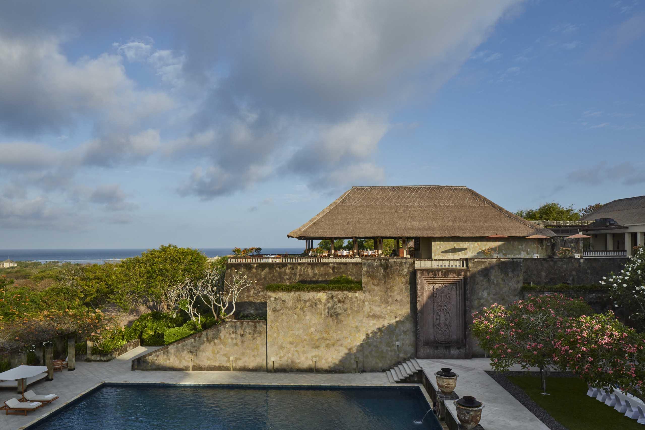 巴厘岛安缦努萨杜瓦别墅<br/>Aman Villas at Nusa Dua