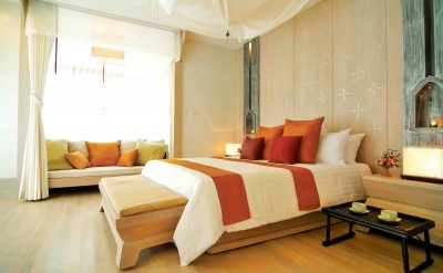 22 Pool Villa (Bedroom)