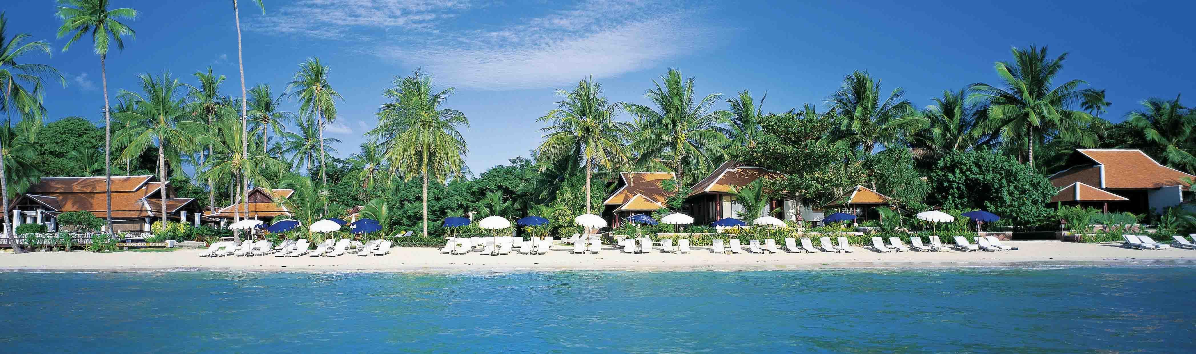 泰国苏梅岛 查汶丽晶海滩度假酒店<br/>chaweng-regent-beach-resort