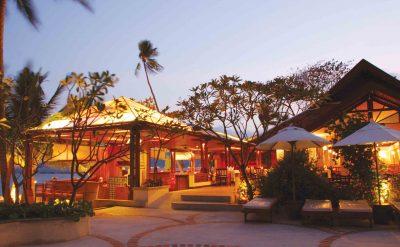 41. Chomtalay Restaurant night