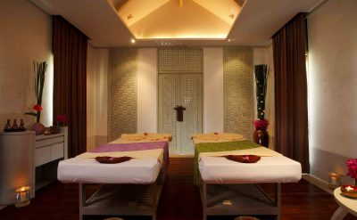 43. Spa Treatment Room