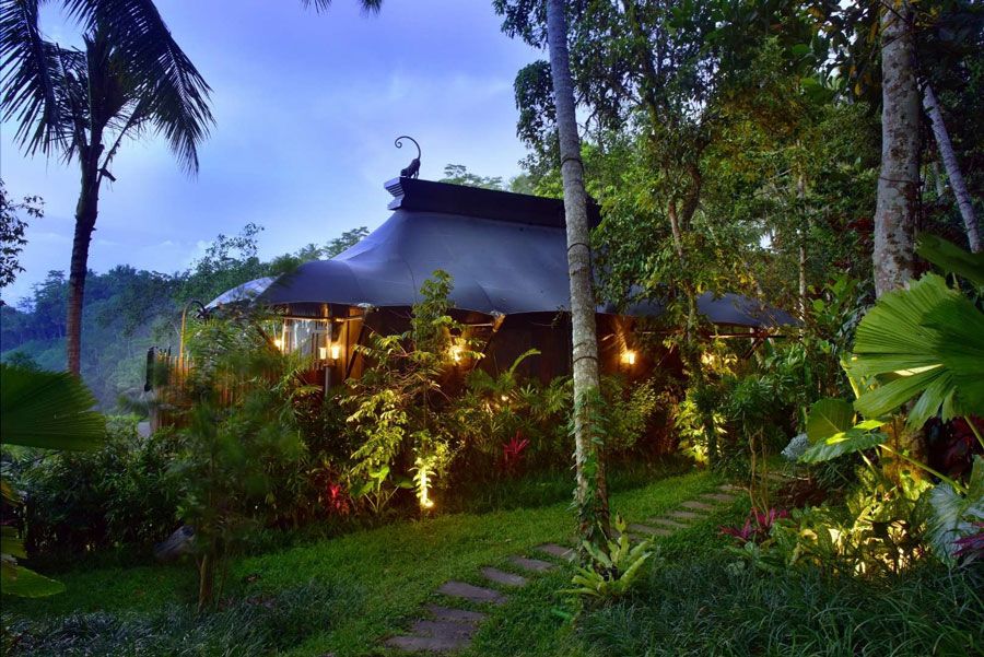 巴厘岛乌布嘉佩乐酒店<br/>Capella Ubud Bali