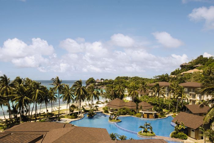 长滩岛瑞享度假村<br/>Mövenpick Resort & Spa Boracay