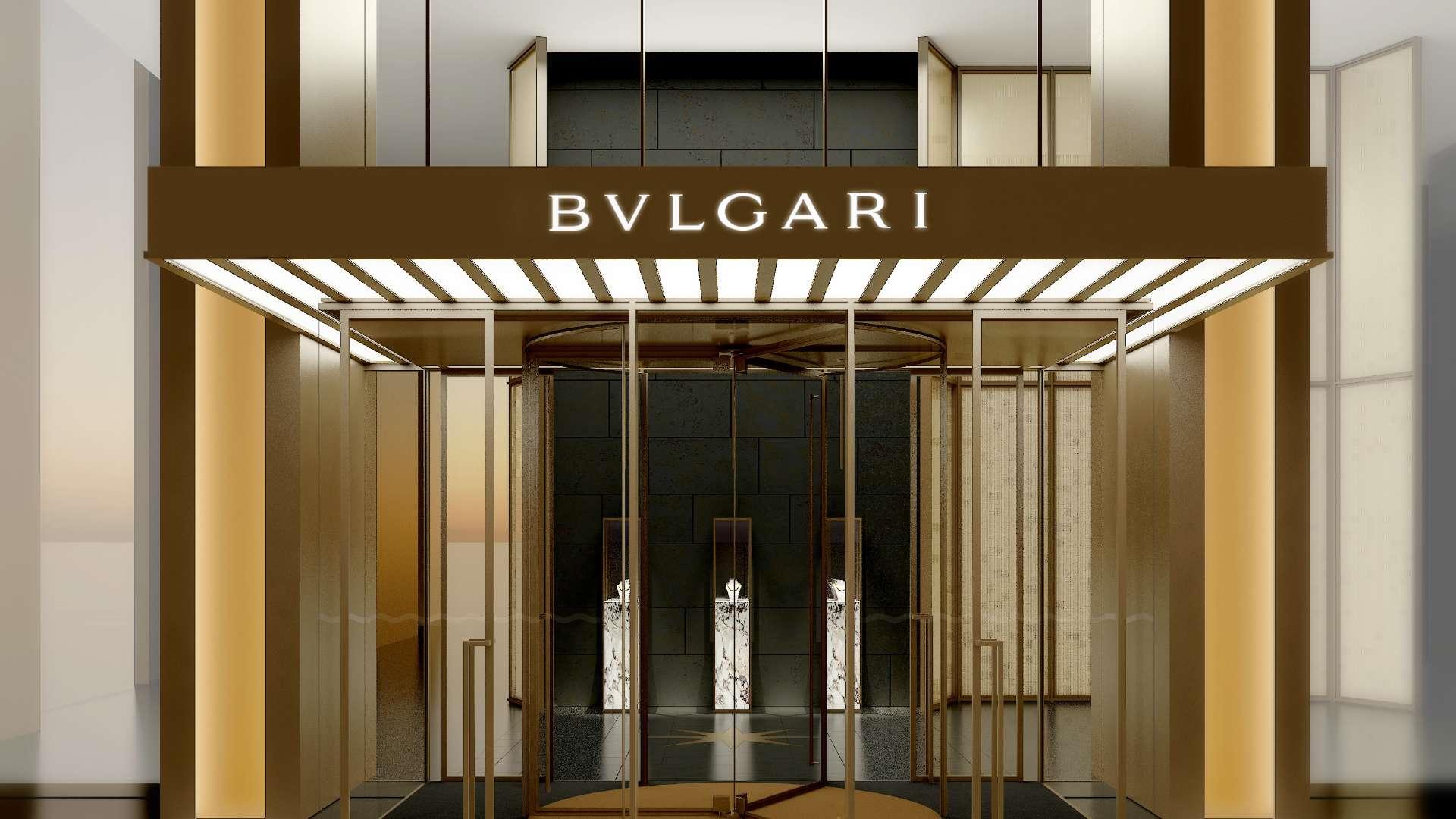 上海宝格丽<br/>Bulgari Hotels