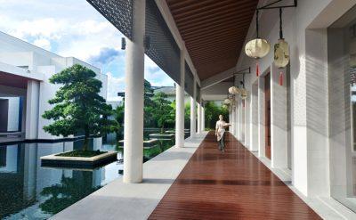 Lan-Ting-Corridor