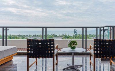 Oceanfront--balcony
