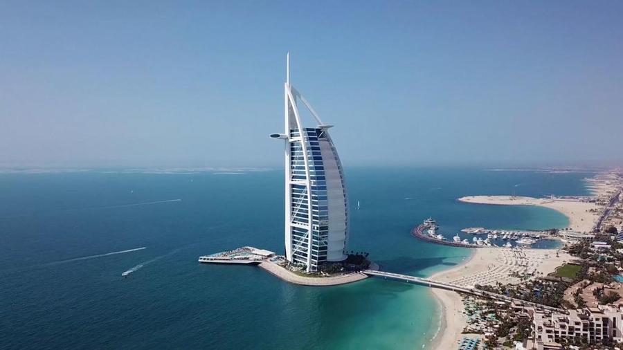 迪拜卓美亚帆船酒店<br/> Burj Al Arab Jumeirah