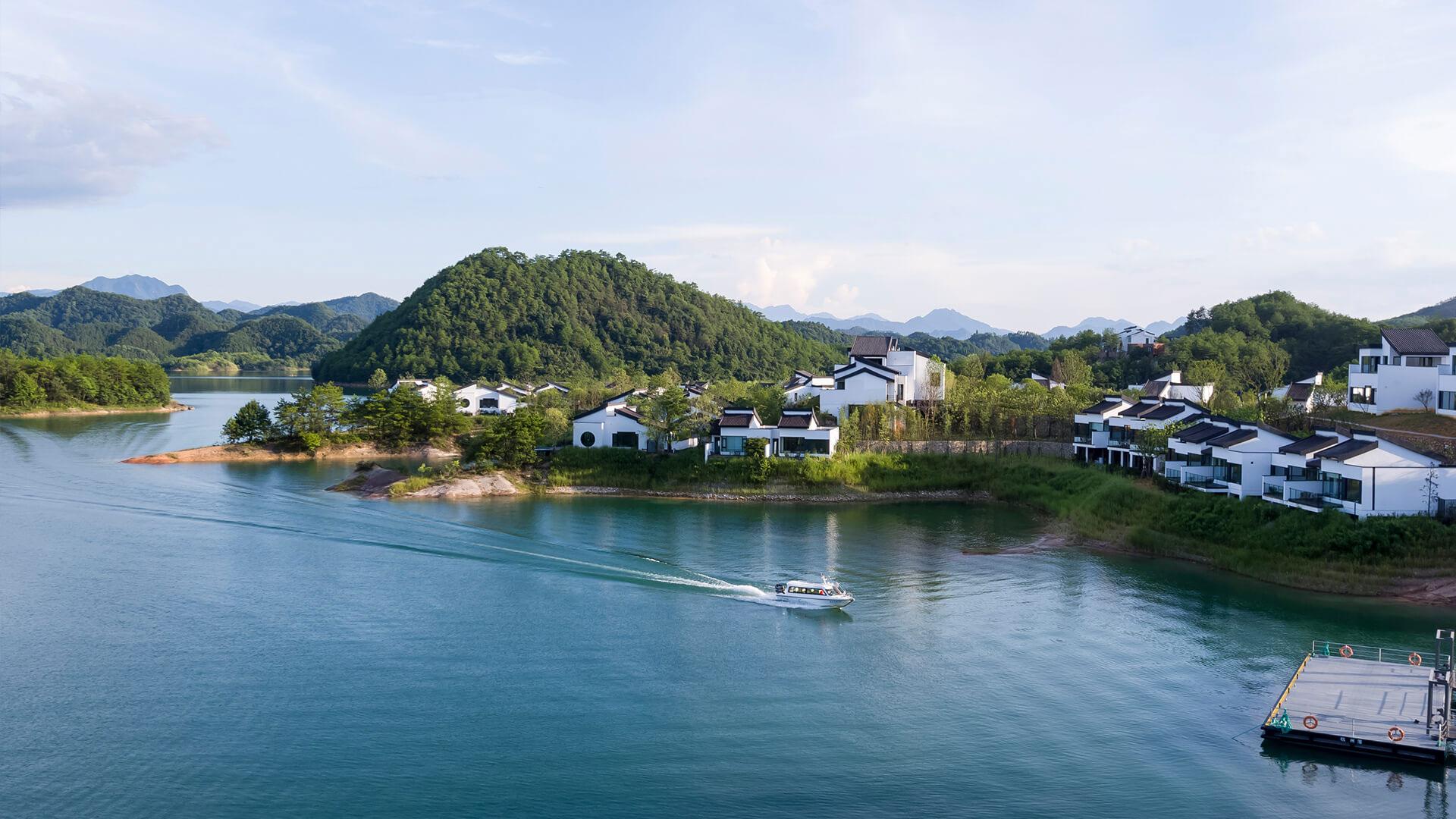 千岛湖安麓酒店<br/> Ahn Luh Qiandaohu