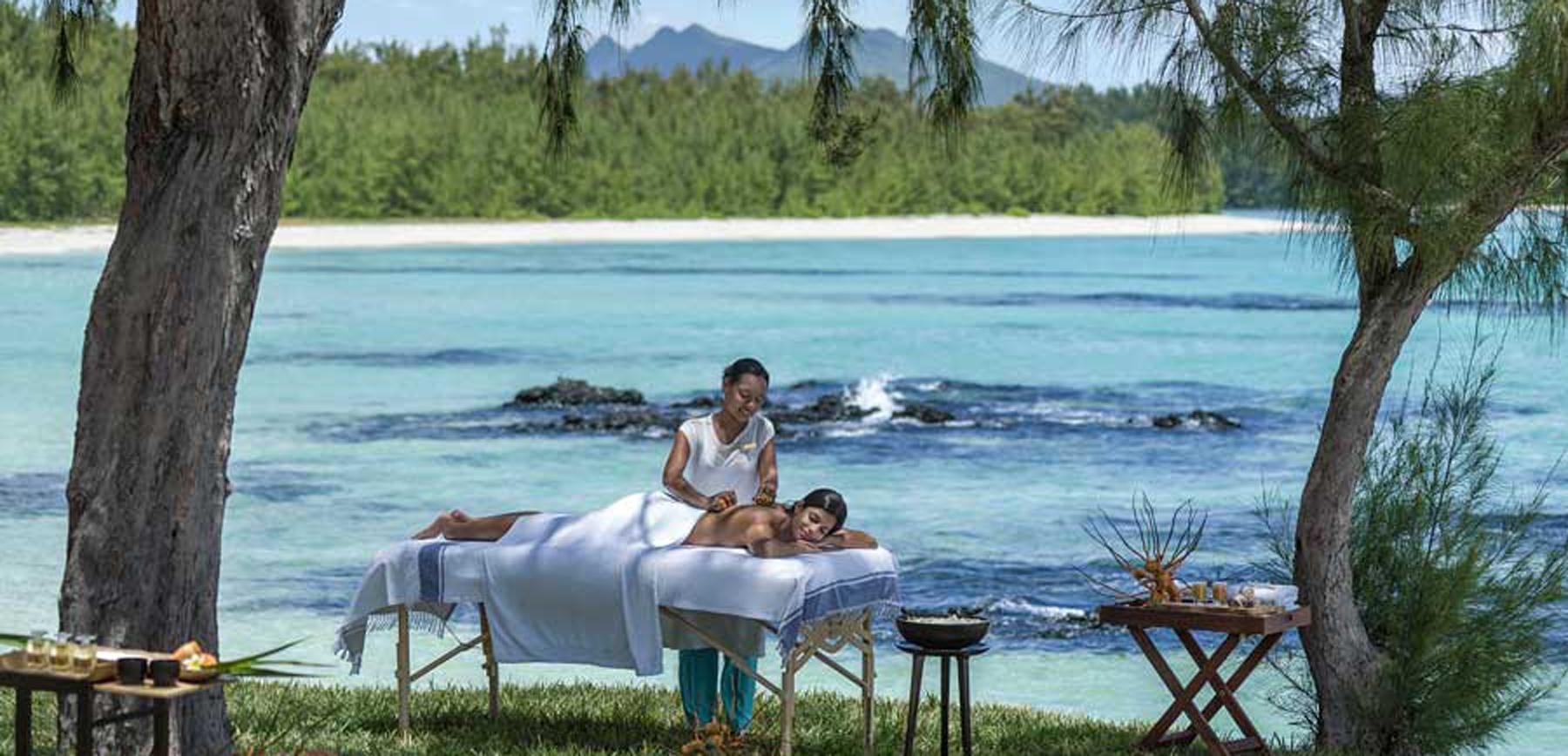 毛里求斯香格里拉托斯洛克水疗度假酒店 <br/>Shangri-La's le Touessrok Resort & Spa, Mauritius