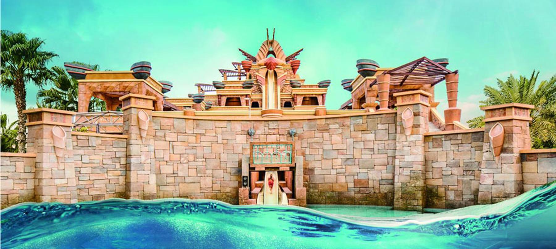 三亚亚特兰蒂斯酒店 <br/> Atlantis Sanya
