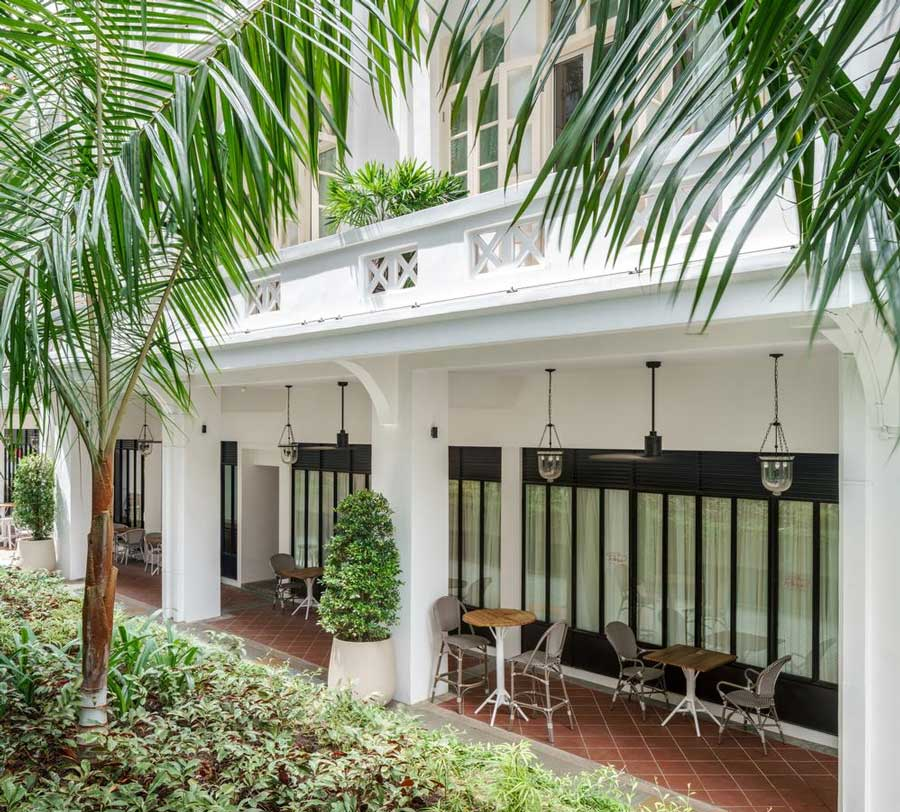 新加坡六善麦克斯韦酒店 <br/> Six Senses Maxwell Singapore