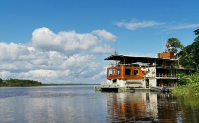 秘鲁河轮10
