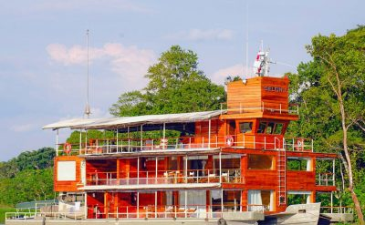 秘鲁河轮11